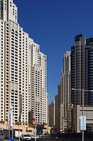 HIGH RISE BUILDINGS IN DUBAI,UAE