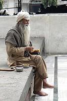Man, Amristar, India