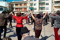 -Sardanas Dance- Catalonia, Spain.