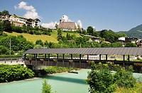 Berchtesgadener Acher, Berchtesgaden, Berchtesgadener Land, Bavaria, Germany, Europe