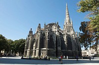 Cathedral, Bordeaux, Gironde, Aquitaine, France