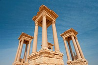 City of Palmira, Syria