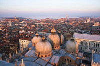 Venice from above _ Italy