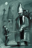 religious prisoner