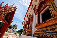 wat tham yai prik, temple and meditation retreat spiritual development centre, koh si chang , sri racha, chonburi, thailand