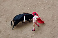 The traditional spectacle of bullfighting, in La Macarena bullring, in Medellin, Colombia February, 2007 Medellin, Colombia's second largest city has ...