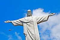 Statue of Christ the Redeemer, Rio de Janeiro, Brazil