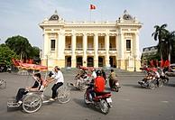 Opera House, Hanoi Vietnam
