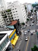 Avenue, traffic, trade, Brazil