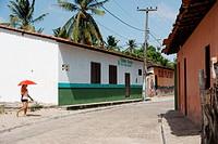 People, woman, City, Lençois Maranhense, Santo Amaro, São Luis, Maranhão, Brazil