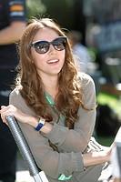 Jessica Michibata, Australian Grand Prix, Melbourne, Australia