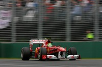 Race, Felipe Massa, Qualifying, Australian Grand Prix, Melbourne, Australia