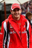 Jules Bianchi, Australian Grand Prix, Melbourne, Australia