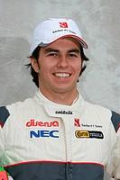 Race, Sergio Pérez, Australian Grand Prix, Melbourne, Australia