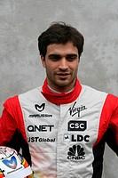 Race, Jerome D´Ambrosio, Australian Grand Prix, Melbourne, Australia