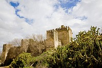 Photograph of an old castle in Andalusia Spain