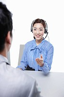 working woman customer service