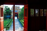 Vietnam, Hue, imperial city