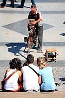 Cuba, Havana, photographer