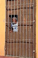 Cuba, Trinidad, old man