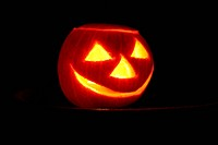 Halloween Kuerbiskopf