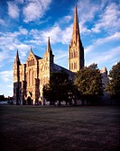 Salisbury Cathedral Wiltshire England