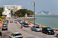 The Esplanade, Georgetown, Penang