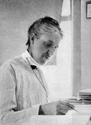 HENRIETTA S. LEAVITT(1868-1921). American astronomer.