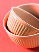 Two porcelain bowls