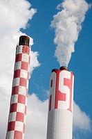 Smokestack , chimney , switzerland