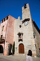 Torroella de Montgrí  Bajo Ampurdan  Baix Empordá  Costa Brava  Girona Province  Catalunya Catalonia  Cataluña  Spain.