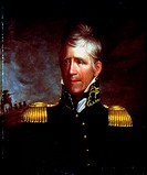 ANDREW JACKSON (1767-1845).American President and soldier. Oil on canvas, c1815, by Ralph Earl.