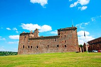 Linlithgow Castle in Scotland