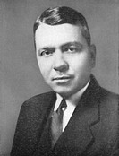 HAROLD C. UREY (1893-1981).American chemist. Photographed c1930.