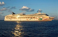 Norwegian Dawn cruise ship, Cruise, Western Caribbean