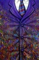 En el Taller 2006 Ernesto Bertani b.1949 Argentinean Acrylic on canvas Zurbaran Galeria, Buenos Aires