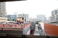 Thailand Bangkok Skytrain Siam station