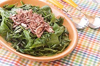 Arugula and Thyme Salad