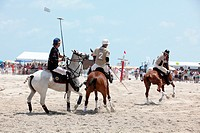 Miami Beach Polo Tournament 2011, Florida, USA