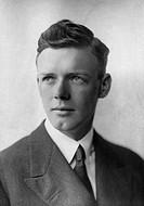 Charles A. Lindbergh, American Aviator, 1902_1974