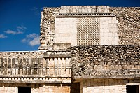 Uxmal Archaeological Site, Yucatan, Mexico