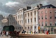 Compter Giltspur Street Thomas Hosmer Shepherd 1792_1864 British Engraving