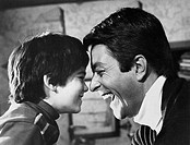 Brandon Cruz and Bill Bixby The Courtship of Eddie´s Father