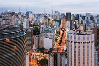 Buildings of Downtown Sao Paulo