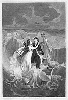 DEATH OF MISSIONARY, 1822The death of American Baptist missionary and orientalist Felix Cary (or Carey) and his family at Serampore, West Bengal, Indi...