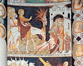 Stories from the Life of Christ, by Master of Sant´Abbondio, 1300 _ 1325, 14th Century, fresco