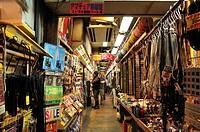 Market Stalls in Akihabara