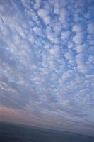 Sunrise over sea, Miura Peninsula, Kanagawa Prefecture, Japan