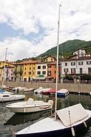 Domaso, Como lake, Italy