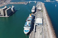Luxury cruises Port of Barcelona  Spain